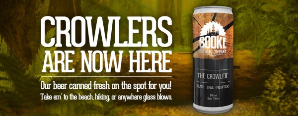 Crowlers are here