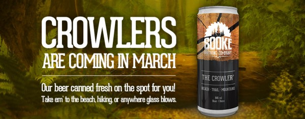 Crowlers are coming